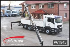 Kamión valník bočnice MAN TGS 26.440 BL MKG HLK181-3 Lift- u. Lenkachse,