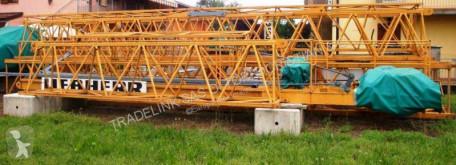 Jeřáb s nástavbou Liebherr 63 LC