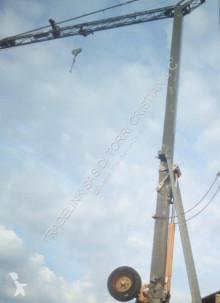 Grúa Saez H 24 grúa de montaje rápido usada