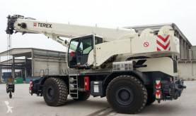 Terex QUADSTAR 1075L used mobile crane