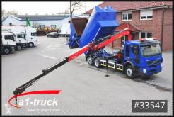 Maquinaria vial Volvo FE FE 340, NTM Uno, Palfinger Q150DL Funk, camión volquete para residuos domésticos usado