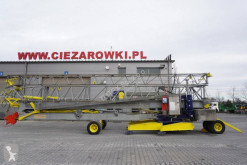 Gru automontante Solmat HS 35.10 , 35m-4000kg , self assembly crane