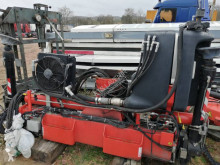 Fassi F245 gru su camion incidentata