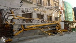 Potain self-erecting crane TAVARES