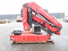 Grúa HMF 2420 K5 Skadet grúa auxiliar usada