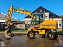 Case 788 p excavator pe roti second-hand