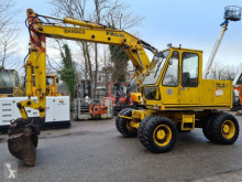 Excavadora excavadora de ruedas Faun FM1014