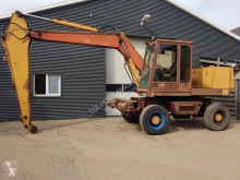 Case Overslag kraan 81P used wheel excavator