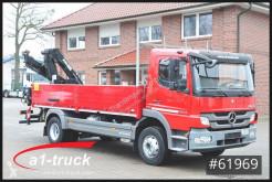 Kamión valník bočnice Mercedes Atego Atego 1624, HIAB XS 077 Funk