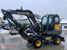 Excavadora Volvo EW60 E 30 Kmh excavadora de ruedas usada