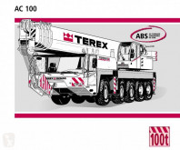 Demag AC 100 grue mobile occasion