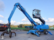 Terex Fuchs MHL 331 Material Handler / top condition used industrial excavator