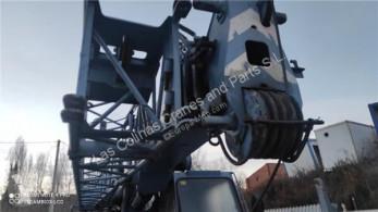 Grúa grúa móvil Krupp Poleas Nailon KRUPP KMK 2025 TODO TERRENO 4X4X4
