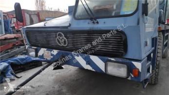 Mobilkran Krupp Paragolpes Del KRUPP KMK 2025 TODO TERRENO 4X4X4