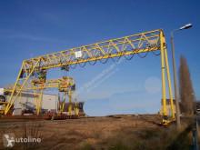 Grúa Grúa portuaria Gantry crane 28m span