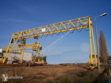Grúa Gantry crane 28m span Grúa portuaria usada