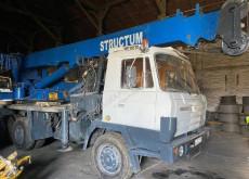 Grúa grúa móvil Tatra 815