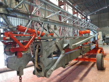 Saez H24 used self-erecting crane