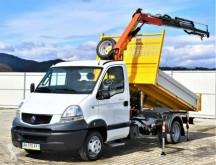 Grue mobile Renault MASCOTT 130DXI*KIPPER 2,80m + KRAN*Topzustand!