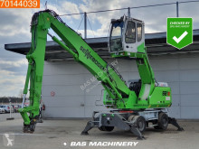 Excavadora Sennebogen 821 FULL SERVICED BY DUTCH DEALER excavadora de manutención usada