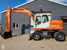Excavadora excavadora de ruedas Atlas 1404