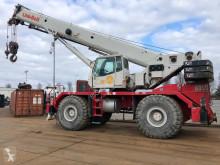 RTC8090 90 Ton 4x4x4 Rough Terrain Crane grue mobile occasion