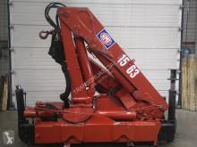 HMF 1563 K2 crane used