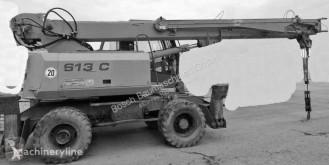 Sennebogen 613M-C used mobile crane