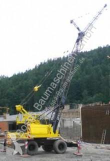 Sennebogen mobile crane S612 M