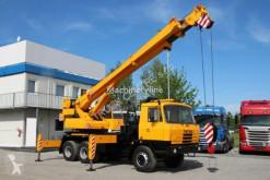 Grua móvel Tatra 815 AD 20 T, 6x6, AFTER REPAIR, GOOD CONDITION