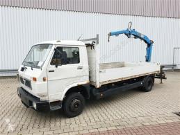 Camión caja abierta MAN VW 8.150 4x2 BL VW 8.150 4x2 BL mit Heckkran Meiller MK 30 R, 2x AHK