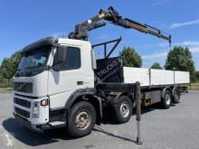 Camion cassone Volvo FM9.380 8X2 EURO 3 WITH HMF 2003 K3