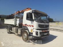 Grúa Volvo FMX370 - 4x2 - Rear dump/CIF/Heckkipper + Crane/Grue/Kran ATLAS 92.2 grúa móvil usada