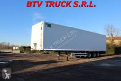 Box semi-trailer