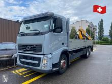 Camion plateau ridelles Volvo FH Volvo fh-460 6x2r Kran Effer