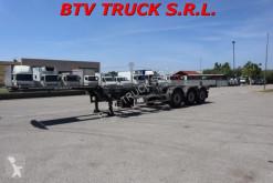 Semiremorca transport containere second-hand