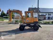 Yanmar YB 401 W used mini excavator