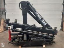Hiab 045 used auxiliary crane