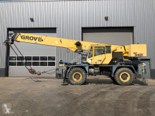 Grove mobile crane RT540E