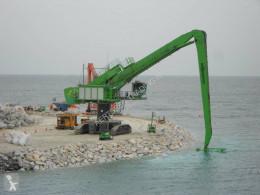 Sennebogen EQ 880 - 35 /40m reach (2 pieces) pásová lopata použitý