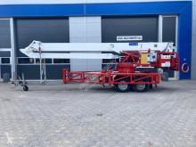 Klaas mobile crane K17/24 Alu kraan