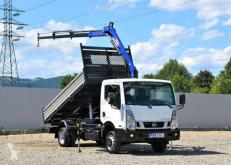 Grue mobile Nissan CABSTAR 35.14 NT 400 Kipper 3,60 m + KRAN