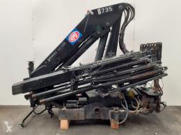 HMF 735 K4 gebrauchter Hilfskran