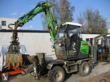 ABG HANSA APZ531 mini-escavadora usada