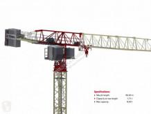 Grua Terex CTT 172-8 grua de torre nova