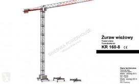 Dźwig wieżowy KR 160-8