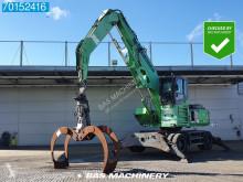 Sennebogen 835 GERMAN MACHINE - INC GRAPPLE přidržovací lopata použitý
