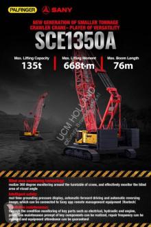 SANY SCE 1350 A Kran gebrauchter