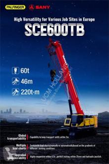 Sany Raupenkran Palfinger SCE600TB
