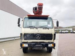 Voir les photos Camion Mercedes 2635 6x4 2635 6x4, Heckkran Palfinger PK 28000, Funk, 28,5m-280kg